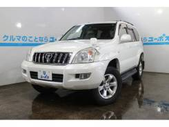 Toyota Land Cruiser Prado. автомат, 4wd, 3.4, бензин, 86 000 тыс. км, б/п, нет птс. Под заказ