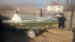 Крым. Год: 2008 год, длина 4 600,00м., двигатель подвесной, 40,00л.с., бензин