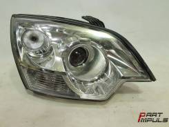 Фара. Opel Antara, L07 Двигатели: 10HM, Z24SED, Z24XE, Z32SE, A24XE, A30XH, A30XF, A22DM, A22DMH