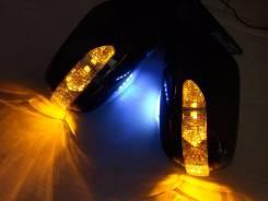 Зеркало заднего вида боковое. Nissan Cedric, Y33 Nissan Cima, FGY33, FHY33, FGNY33, FGDY33 Nissan Leopard