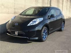 Nissan Leaf. вариатор, передний, электричество, 38тыс. км, б/п. Под заказ