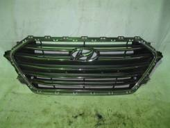 Решетка радиатора. Hyundai Avante Hyundai Elantra, AD Двигатели: G4KD, G4FG