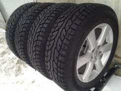 Зимние колёса 225/65-17 на Тойоту Рав 4. 7.0x17 5x114.30 ЦО 61,0мм.