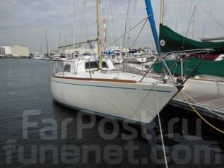 Парусная яхта Carib 25. Длина 7,62м., Год: 1980 год. Под заказ