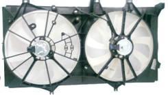Диффузор радиатора в сборе Toyota Camry AVV50 2AR 11