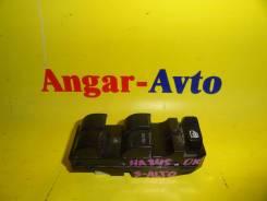 Блок управления стеклоподъемниками. Suzuki Alto, HA24V, HA24S