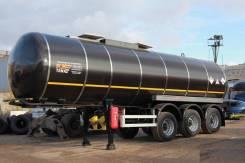 Foxtank ППЦ-25. Продается полуприцеп - битумовоз Foxtank ППЦ-ТН-25 объемом 25м3, BPW, 1 000 куб. см., 25,00куб. м.