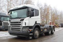 Scania P440CA. Scania P440 6X4 Тягач седельный Скания 2013г., 12 740 куб. см., 23 000 кг.