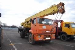 Ивановец КС-35714К-3. Автокран Камаз кс-35714К-3, 11 760 куб. см., 16 000 кг., 18 м.