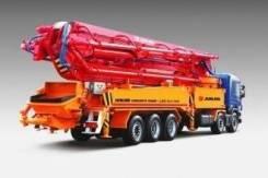 Junjin JJRZ 63-5.18HP. Автобетононасос Junjin, 62 м. Под заказ