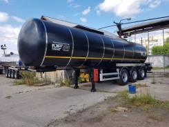 Foxtank ППЦ-30. Продается полуприцеп - битумовоз Foxtank ППЦ-ТН-30 объемом 30м3, BPW, 1 000 куб. см., 30,00куб. м.