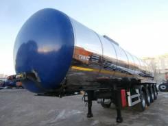Foxtank ППЦ-30. Продается битумовоз Foxtank ППЦ-ТН-30 объемом 30м3,4-х осный, BPW, 1 000 куб. см., 30,00куб. м.