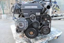 Двигатель в сборе. Toyota Crown, JZS143, JZS145 Двигатель 2JZGE
