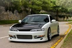 Обвес кузова аэродинамический. Nissan Silvia, S14, CS14 Двигатели: SR20DET, SR20DE