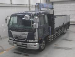 Nissan Condor. Бортовой грузовик с манипулятором , 7 680 куб. см., 6 000 кг. Под заказ