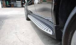 Подножка. Mercedes-Benz M-Class, W164. Под заказ