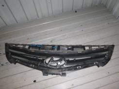Решетка радиатора. Hyundai Solaris, RB Двигатели: G4FC, G4FA