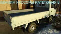 Toyota Toyoace. Бензиновый односкатный рессорный грузовик, 1 800 куб. см., 1 500 кг.