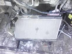 Радиатор охлаждения двигателя. Mazda Demio, DY3W, DY3R, DY5W, DY5R