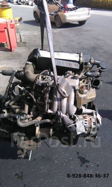 Двигатель в сборе. Mitsubishi: eK-Active, Toppo BJ, Toppo, eK-Classic, eK-Sport, Minica, Minica Toppo, Town Box, Minicab, eK-Wagon, Bravo Двигатель 3G...