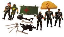 Солдатики.