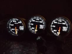 Датчики Defi Racer 52 мм. Давление масла, темп ож и темп масла, буст!