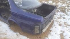 Задняя часть автомобиля. Toyota