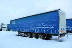 Schmitz. Полуприцеп штора без пробега по РФ и стран СНГ, 39 000 кг.