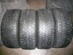 Michelin X-Ice North 2. Зимние, шипованные, износ: 10%, 4 шт