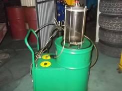 Оборудование для замены масла, техжидкостей.
