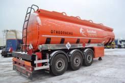 Gutewolf. Полуприцеп-цистерна бензовоз Новая, 32 000 кг.