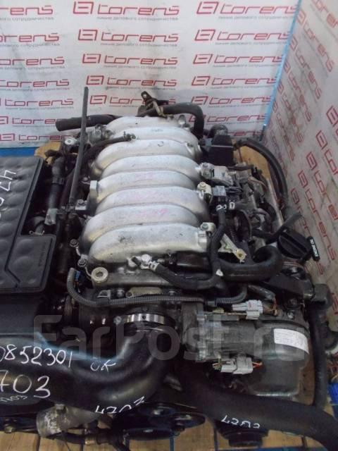 Двигатель в сборе. Toyota: Crown Majesta, Crown, Aristo, Celsior, GT 86, Land Cruiser Prado, Soarer Двигатели: 1UZFE, VVTI