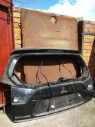 Дверь багажника.