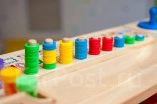 Детский сад раннего развития ребёнка приглашает деток от 1,5 лет!
