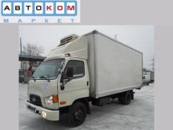 Hyundai HD78. 2013 год. Рефрижератор (хендай, хендэ, шд. 65,72) (0768), 3 900 куб. см., 5 000 кг.