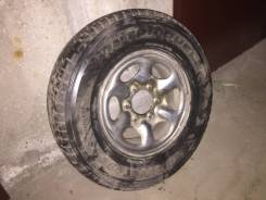 Bridgestone Winter Dueler DM-Z2. Зимние, без шипов, износ: 50%, 4 шт