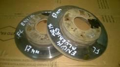 Диск тормозной. Nissan Bluebird, ENU14 Двигатели: CA18DET, CA18DT, SR18DE, SR20DET, SR20DT