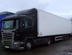 Scania G380. Scania G 380 2010 г. Gray Adams 2006 г., 17 505 куб. см., 20 000 кг.