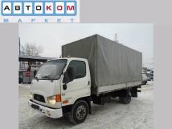 Hyundai HD78. Hyundai (хундай, хендэ hd 78) HD78 2010 тент (0086), 3 900 куб. см., 5 000 кг.