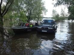 Казанка-5М4. двигатель подвесной, 50,00л.с., бензин