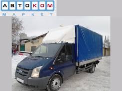 Ford Transit. 2009 года тент, 2 400 куб. см., 3 000 кг.