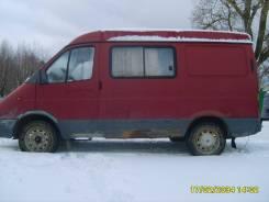 ГАЗ 2752. Газ 2752 1999 г., 2 300 куб. см., 830 кг.