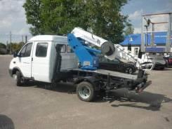 Випо-12. Автовышка ГАЗель, 4х4, 12 м. (ГАЗ-330273), 3 000куб. см., 12,00м.