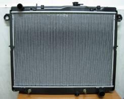 Радиатор охлаждения двигателя. Lexus LX470, UZJ100 Toyota Land Cruiser, UZJ100W, UZJ100, UZJ100L Двигатель 2UZFE. Под заказ