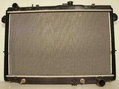 Радиатор охлаждения двигателя. Toyota Land Cruiser, FZJ100, HDJ101K, HDJ100L, HDJ101, HDJ100 Двигатели: 1HDFTE, 1FZFE, 1HDT. Под заказ