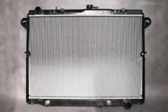 Радиатор охлаждения двигателя. Toyota Land Cruiser, HZJ105L, FZJ105, HZJ105 Двигатели: 1HZ, 1FZFE. Под заказ