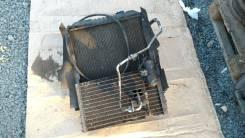 Радиатор охлаждения двигателя. Nissan Condor Nissan Atlas Двигатель ED35