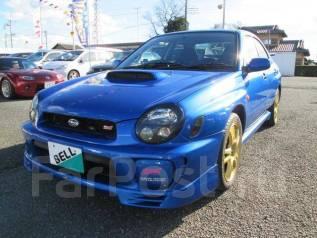 Subaru Impreza WRX. автомат, 4wd, 2.0, бензин, б/п, нет птс. Под заказ