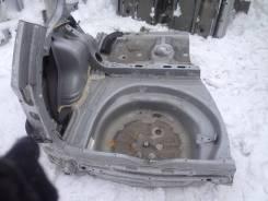 Ванна в багажник. Toyota Corolla Fielder, ZZE123G, ZZE124G, ZZE122G, NZE124G, NZE121G Двигатели: 2ZZGE, 1ZZFE, 1NZFE