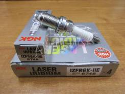 Свеча зажигания iridium IZFR6K11E 6748 NGK (72109)